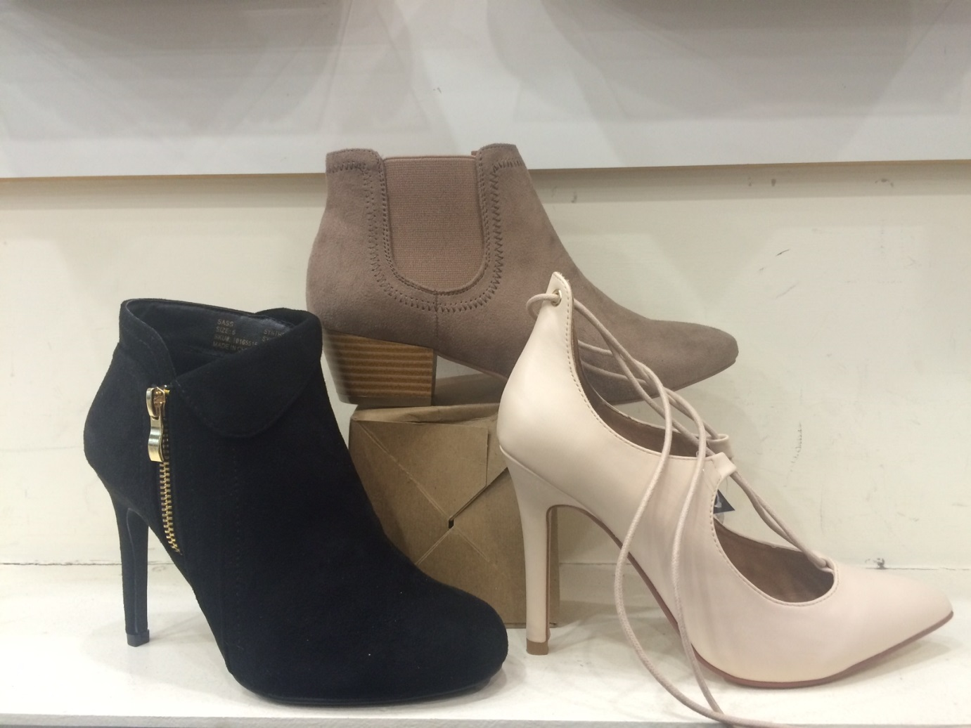Shop the Look:  Payless Shoes