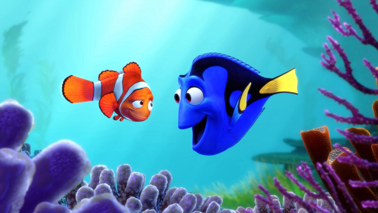 Finding Dory - Review and Trailer!