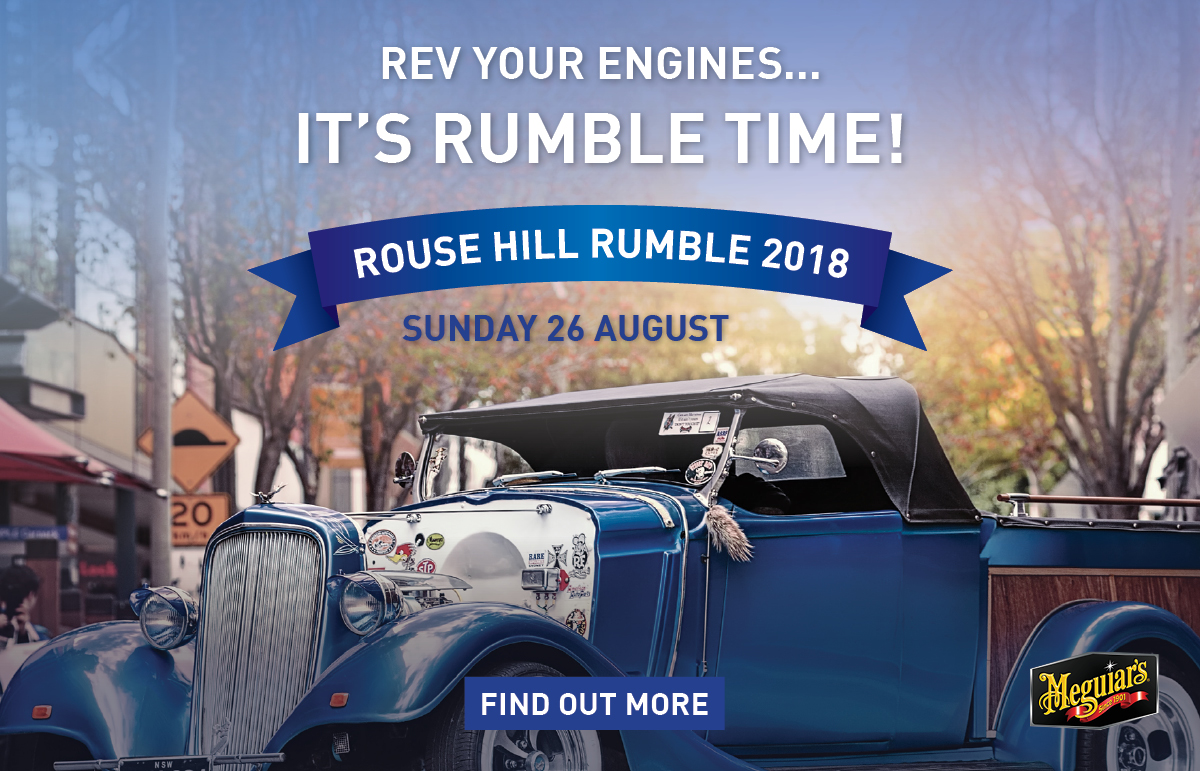 Rouse Hill Rumble 2018