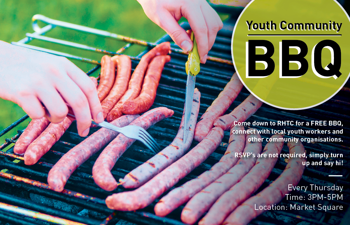 Community Youth BBQ