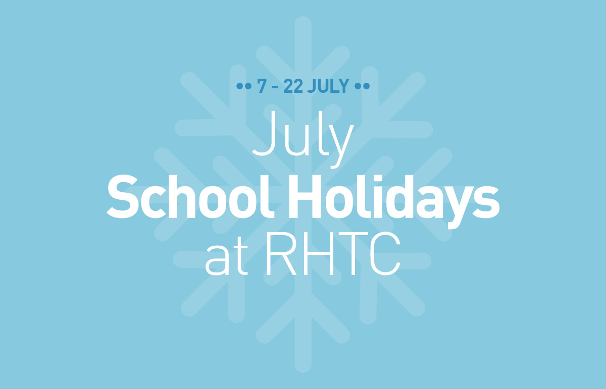 July School Holidays at RHTC!