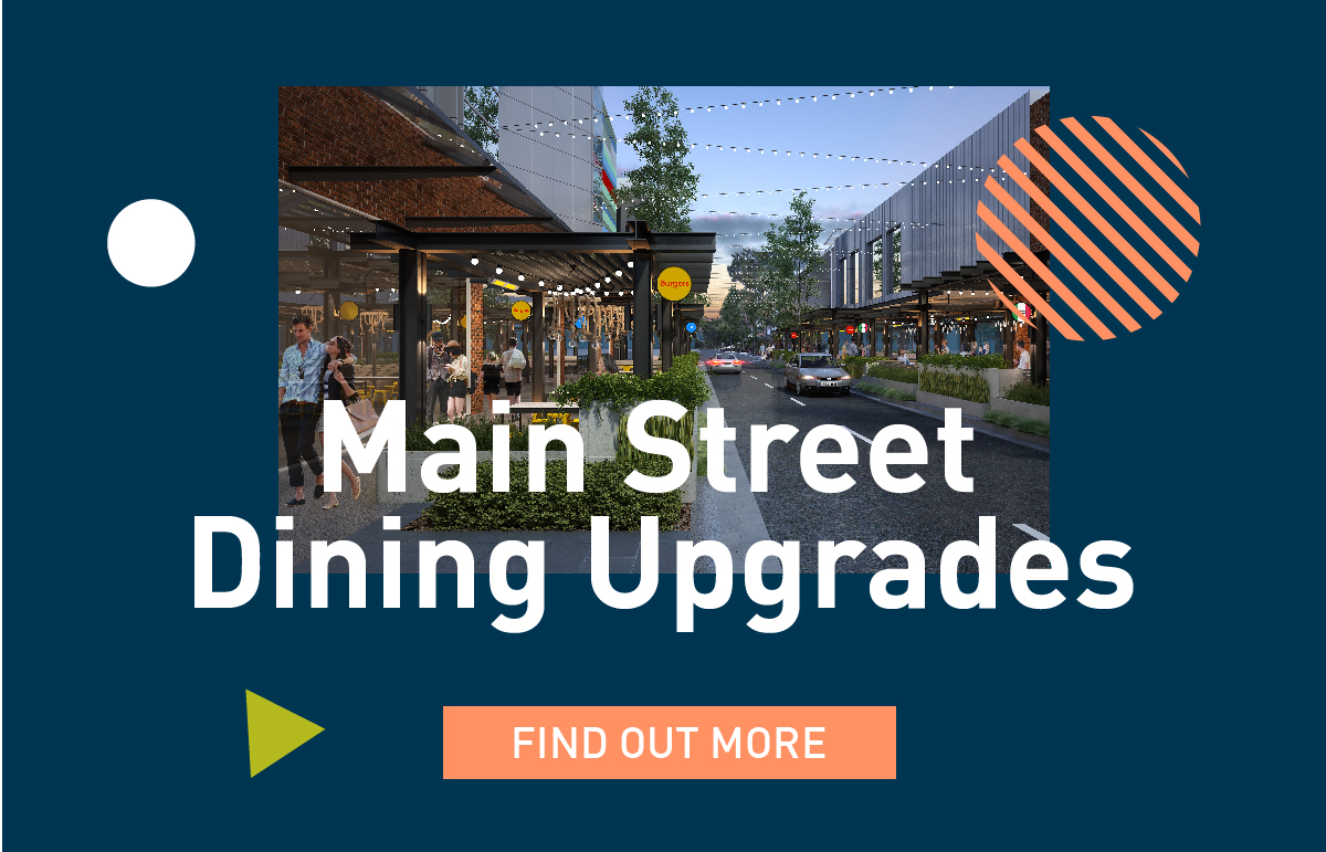 Main St Dining Upgrades
