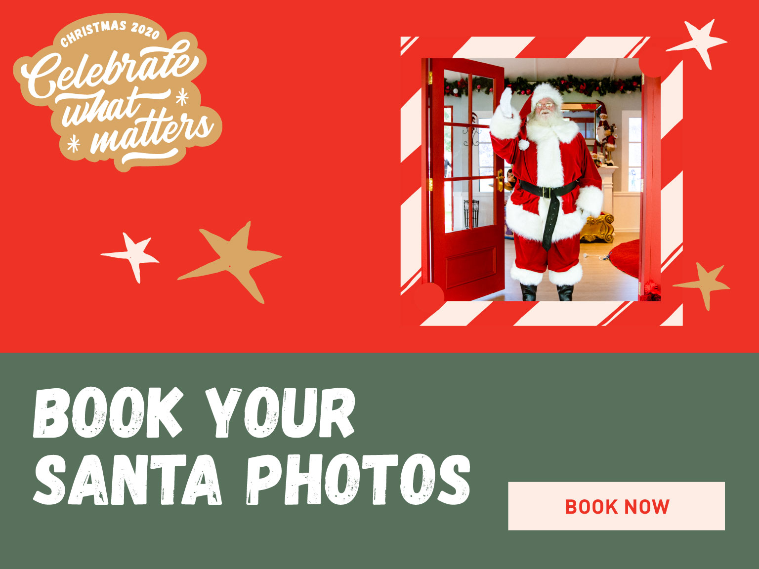Book Your Santa Photos