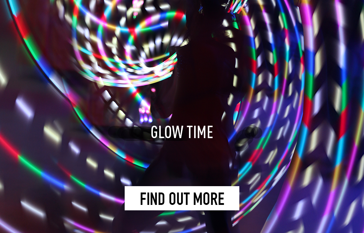 Rouse Hill Town Centre 12 Nights Glow Time