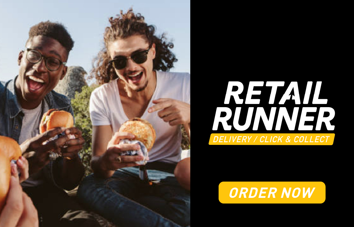 Retail Runner - Free delivery!
