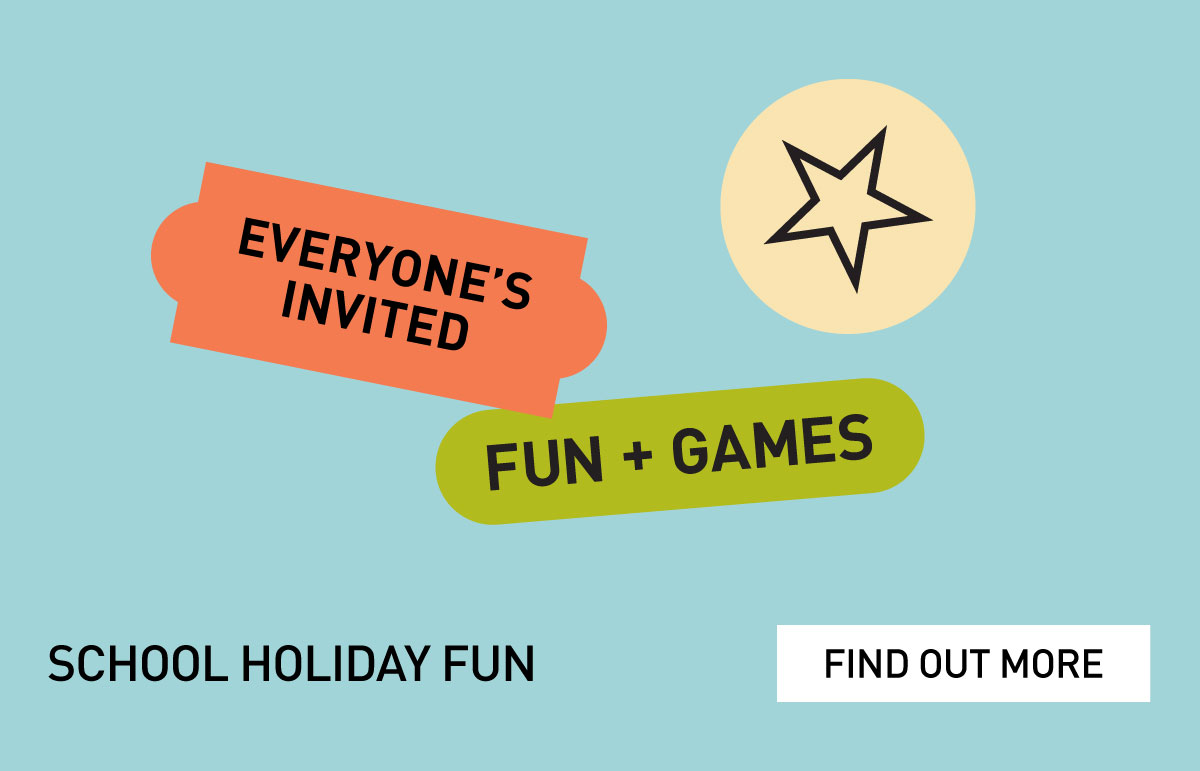 School Holiday Fun Guide!