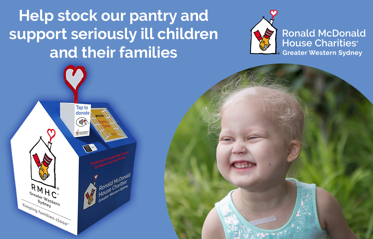 Support the Ronald McDonald House