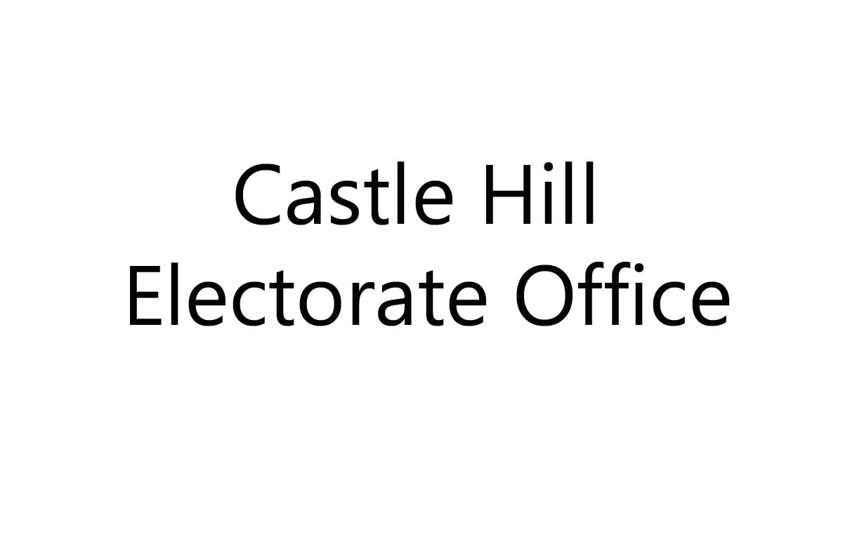 Office of Ray Williams MP – Member for Castle Hill