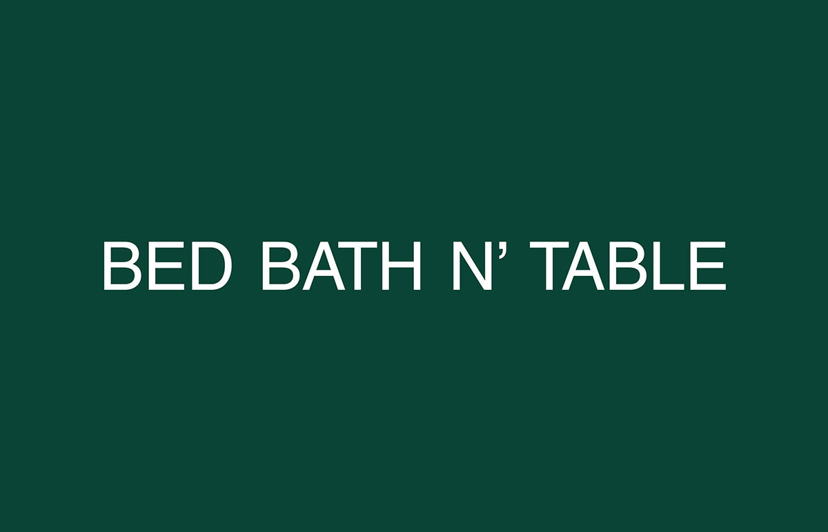 Bed Bath N Table