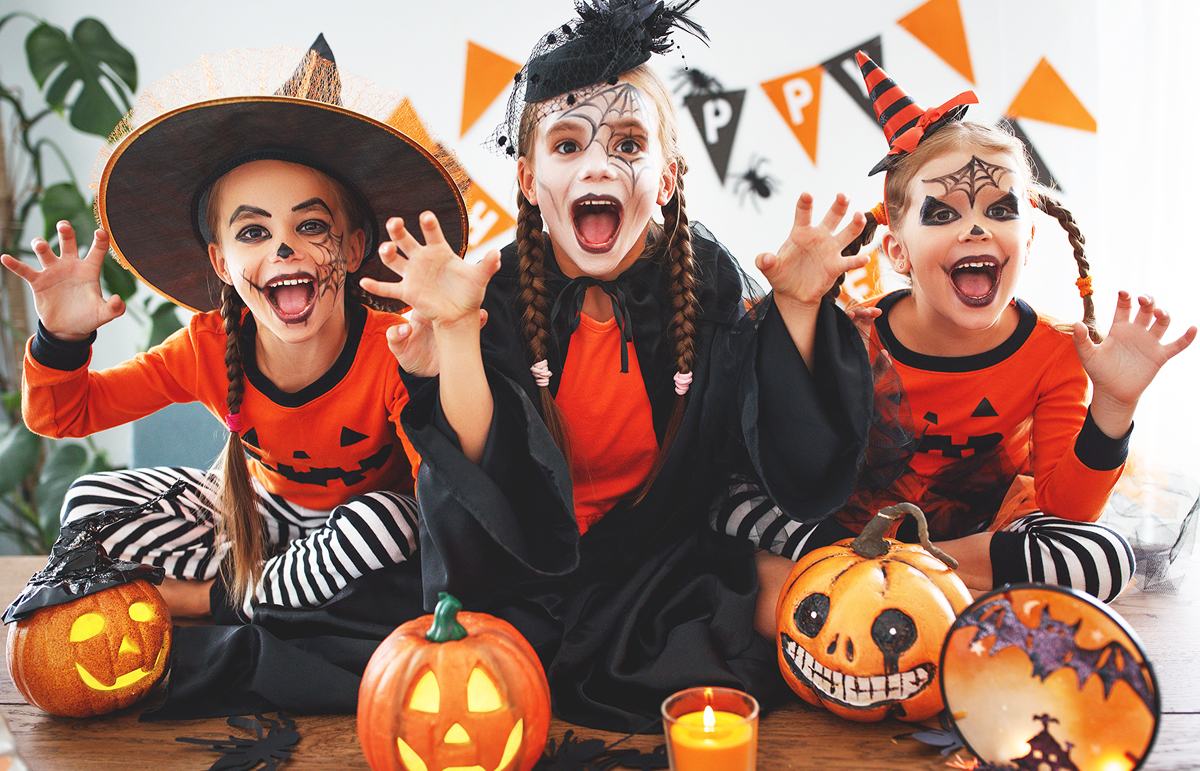 Easy Halloween Costume Ideas 🎃 - Rouse Hill Town Centre