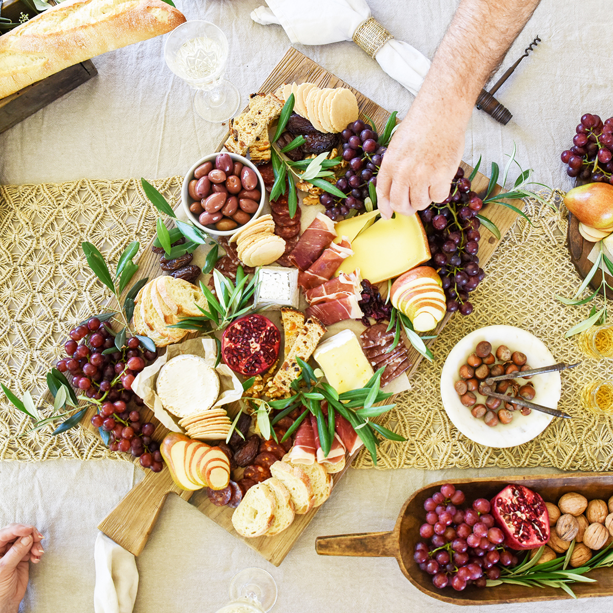 Easy Christmas lunch ideas for the festive season