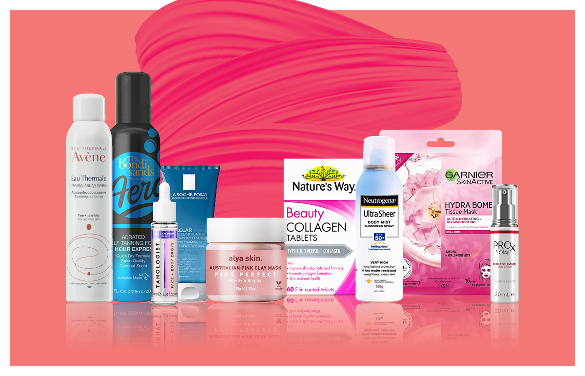 40% off Skincare, Suncare, and Tanning at Priceline