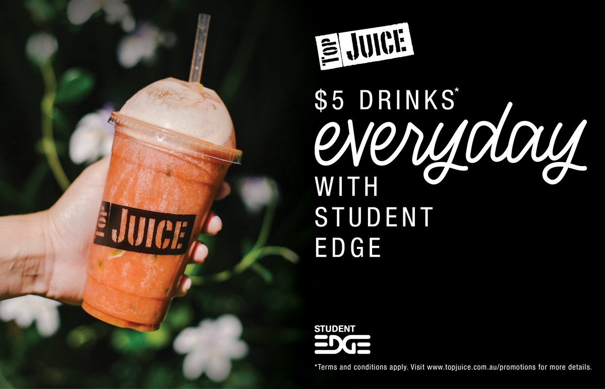 Top Juice Student Offer
