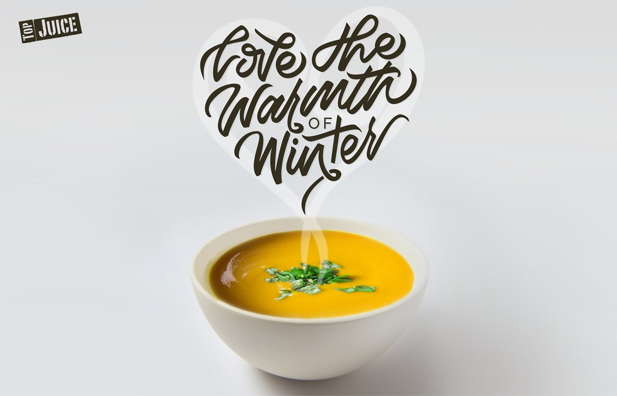 Top Juice Winter Warmer