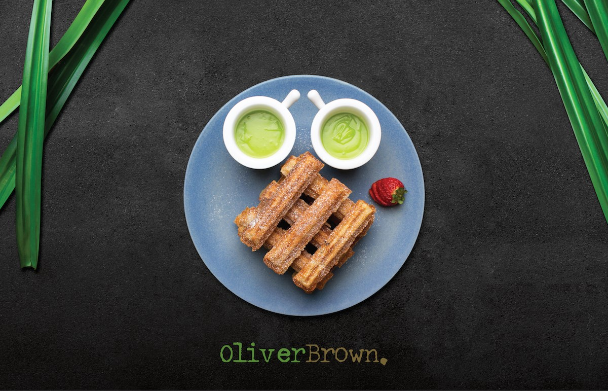 Oliver Brown - Pandan Churros