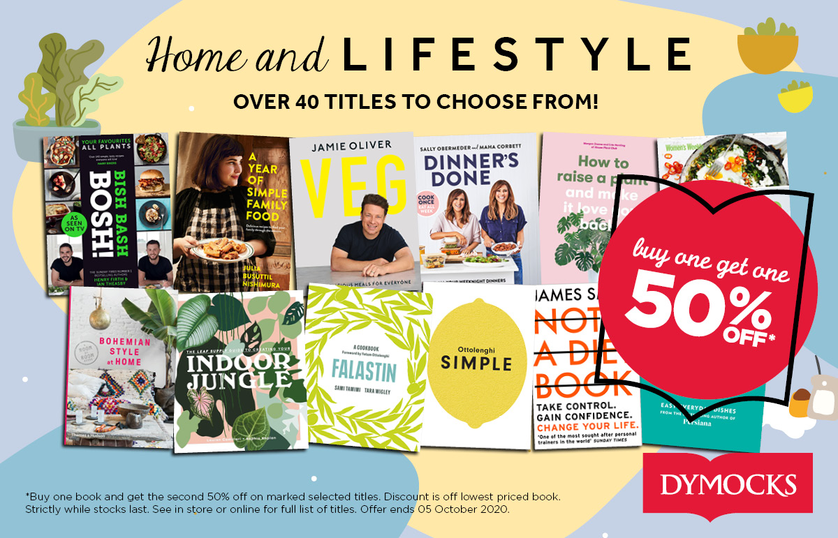 Dymocks Sept