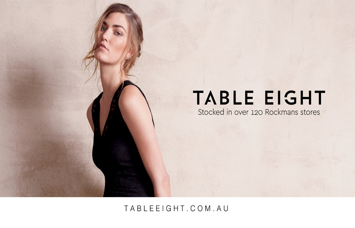Rockmans Table Eight September 2016