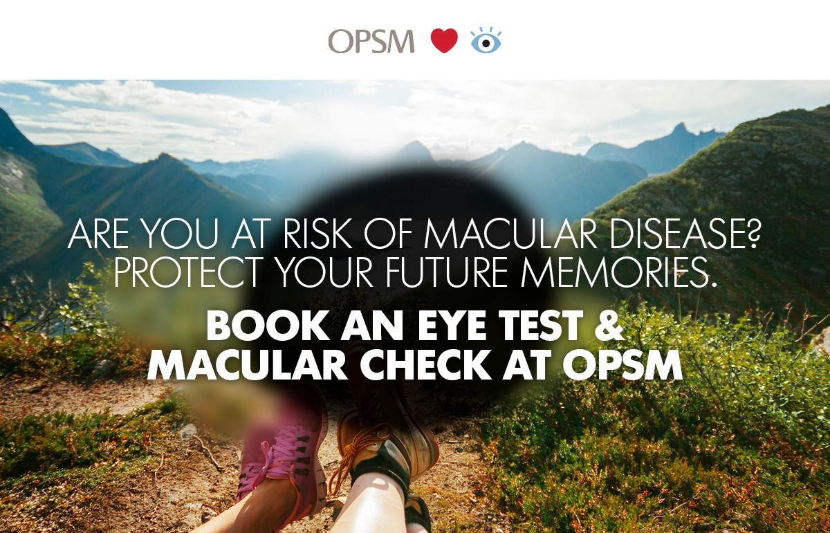 OPSM - It' Macula Month