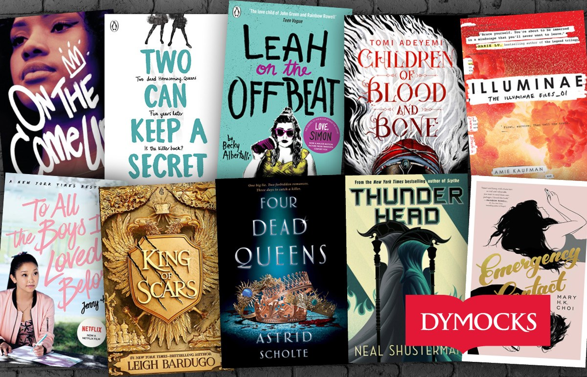 Dymocks March Offer