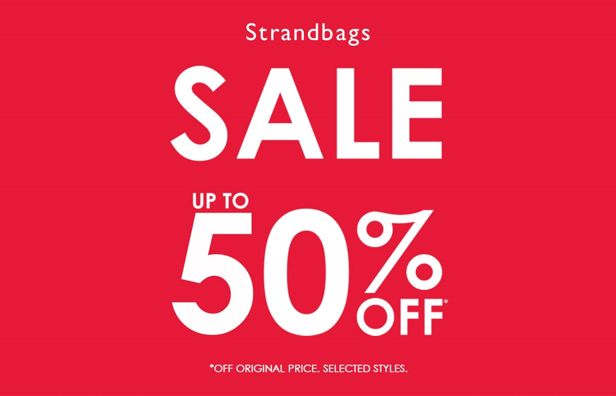 Strandbags Sale