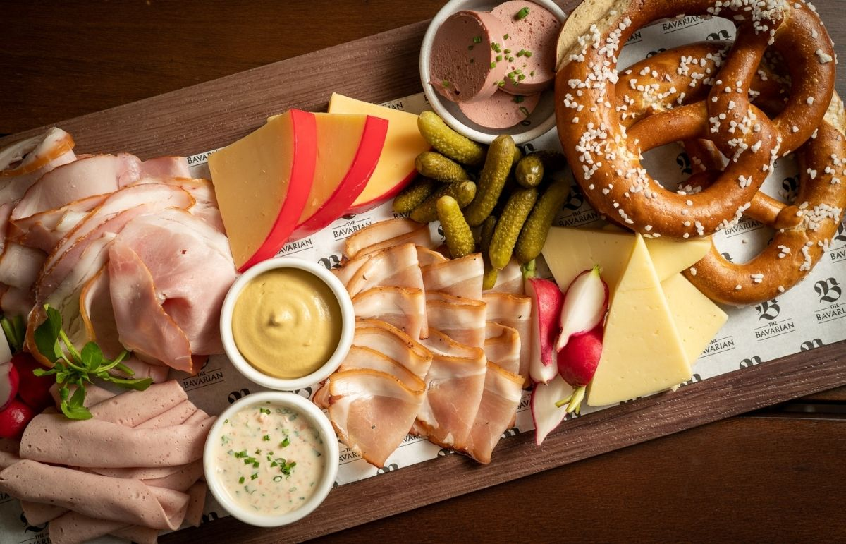 Feast upon an All You Can Meat and Cheese Board throughout January and February for just $25pp (minimum two people).