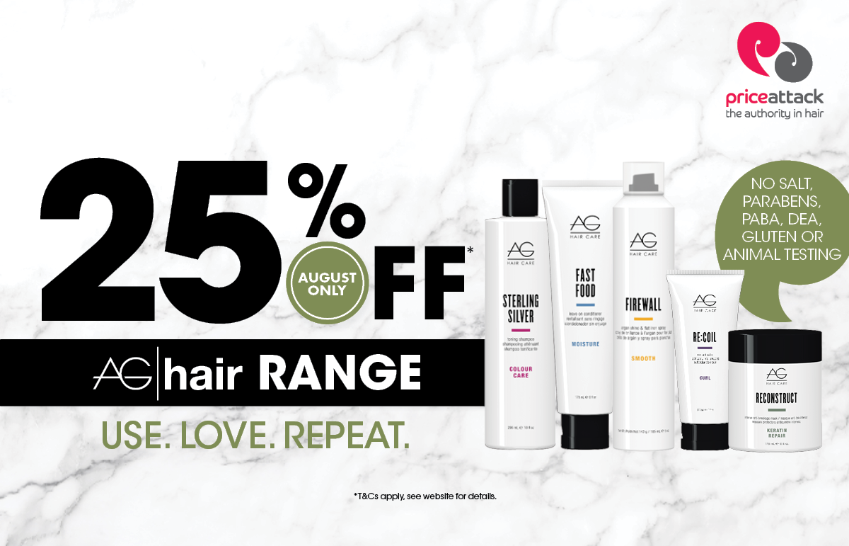 Price Attack AG Hair