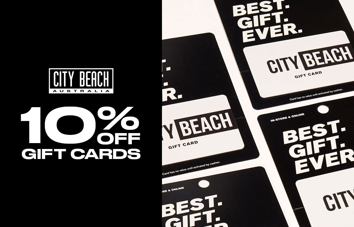 City Beach - Gift Cards