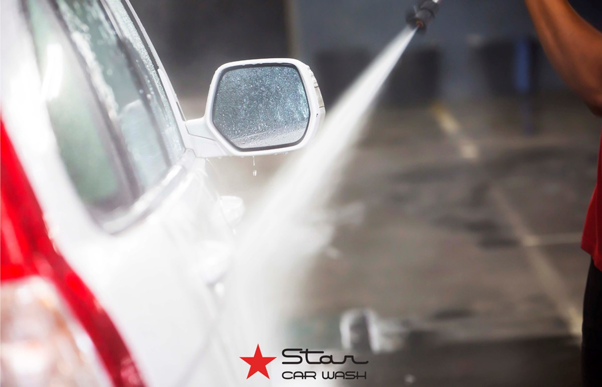 Star Car Wash Opening Special