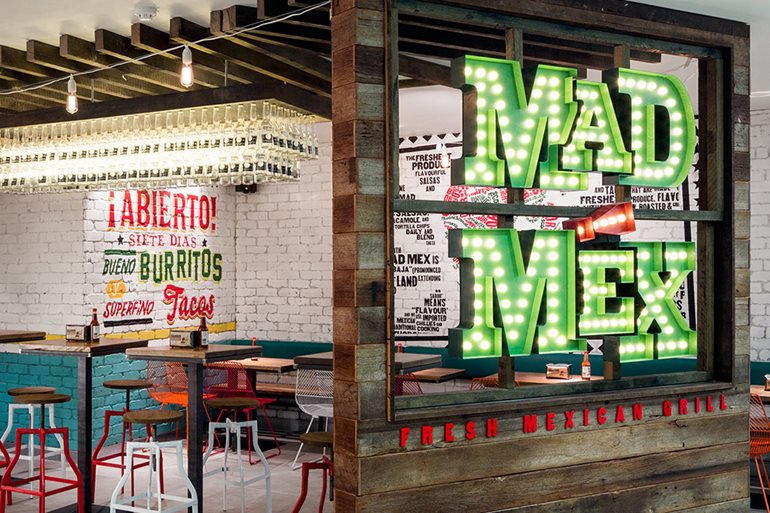 Eat this:  Mad Mex Rouse Hill